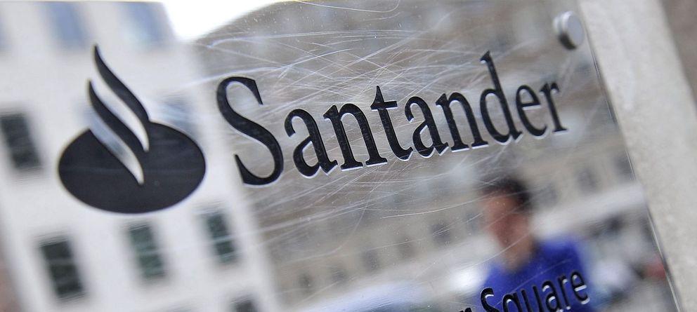 Foto: Santander da el golpe de gracia al depósito al lanzar dos productos por debajo del 1%