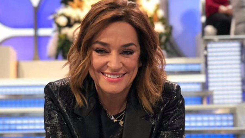 Toñi Moreno vuelve a Madrid con su hija: así conciliará la tele con la maternidad
