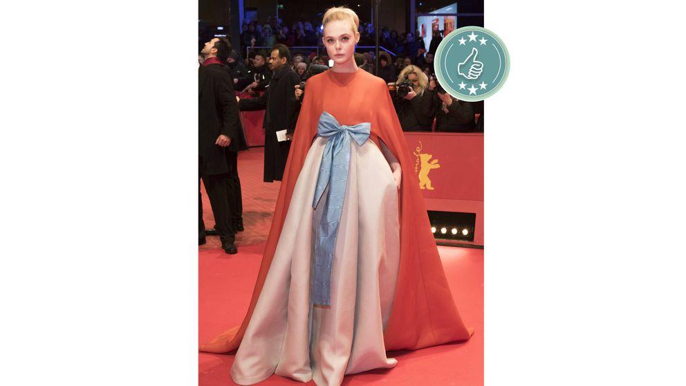 De Elle Fanning a Helen Mirren: las mejor y peor vestidas de la alfombra roja de la Berlinale