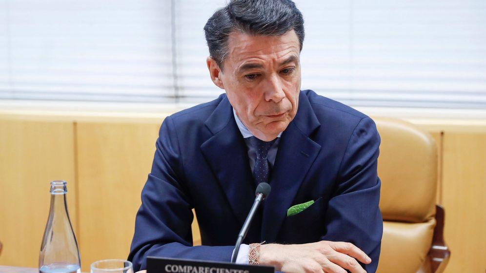 Foto: El expresidente de la Comunidad de Madrid, Ignacio González. (EFE)