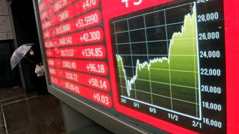 El Nikkei se acomoda por encima de los 30.000, máximos de 30 años
