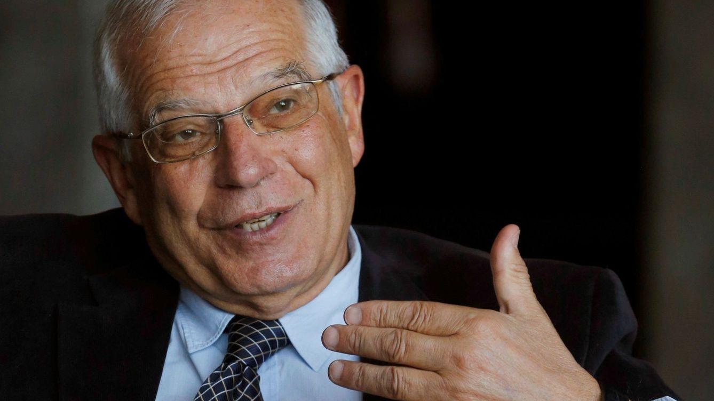 Josep Borrell: Lo normal es presentar los PGE y que el Congreso se pronuncie