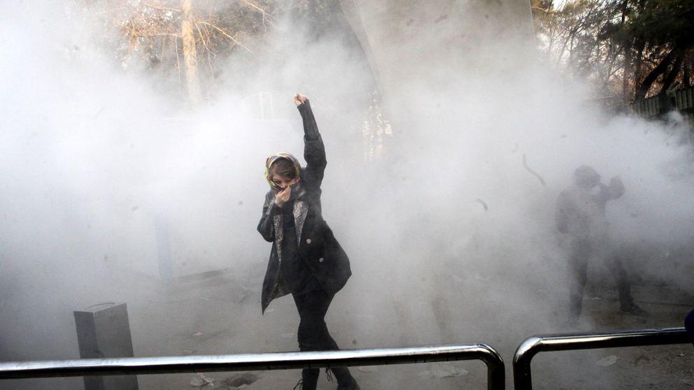 Crecen las extrañas protestas de Irán: un movimiento heterogéneo y sin líderes