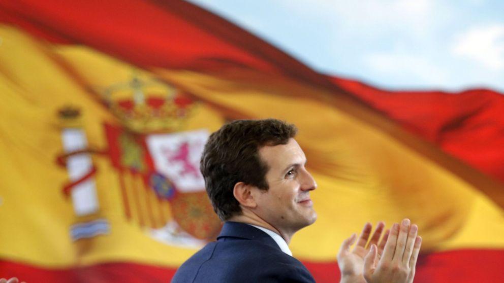 """""""Cuanto más Vox, más Sánchez en el poder, mensaje de la campaña del PP"""