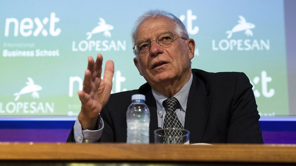 Foto: Josep Borrell (EFE)
