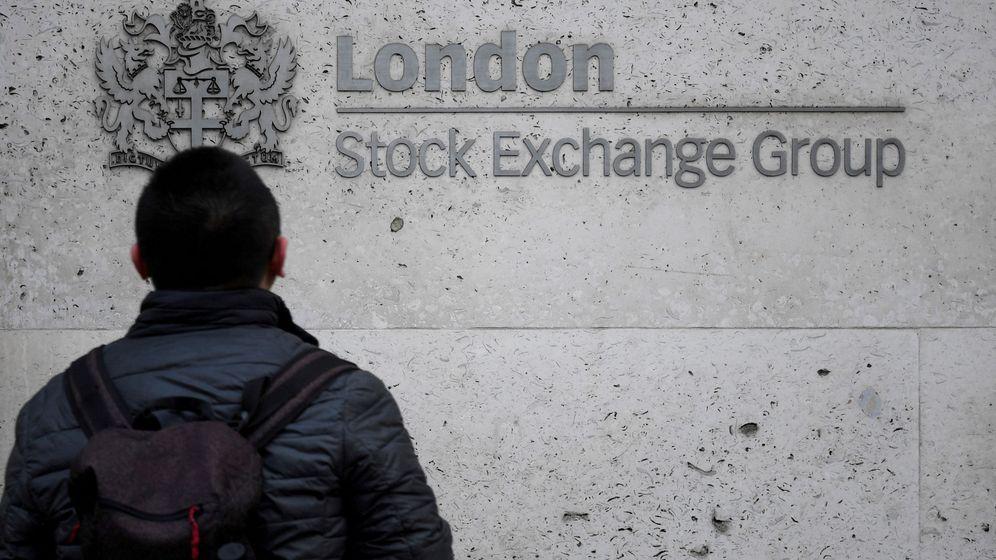Foto: Bolsa de Londres (Reuters)