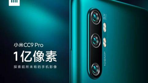 Xiaomi anuncia un nuevo teléfono con cámara de 108 megapíxeles y 5 lentes