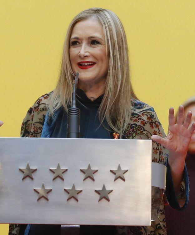 Foto: La presidenta de la Comunidad de Madrid,Cristina Cifuentes. (EFE)
