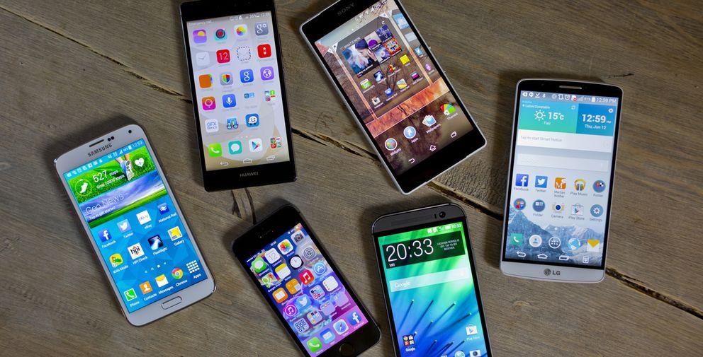 Foto: El Xperia M2 y el Trend Plus son los móviles más vendidos en España