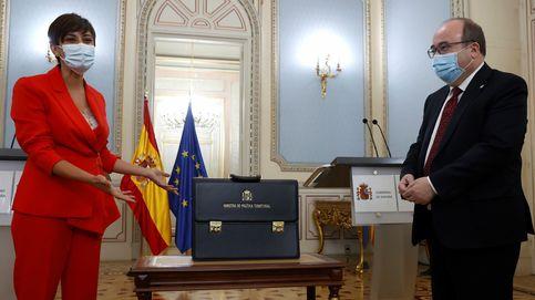 La ministra de Política Territorial orilla el conflicto catalán y da voz a la España vaciada