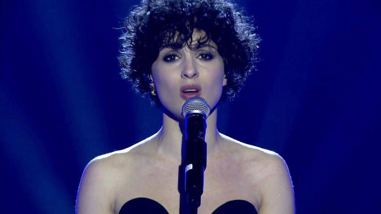Barbara Pravi, representante de Francia en Eurovisión 2021. (Mediaset)