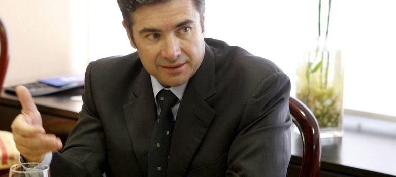 Foto: El Consejero Delegado de Jazztel, José Miguel García