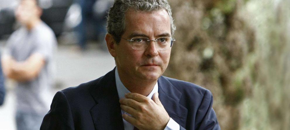 Foto: Pablo Isla, primer ejecutivo de Inditex (EFE).