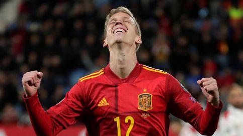Dani Olmo, la joya que cortejaron Barça y Atleti y que acabó en una multinacional