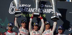 Post de WEC | Resultado de las 6 Horas de Spa: el Toyota 8 vence y Alonso acaricia el Mundial
