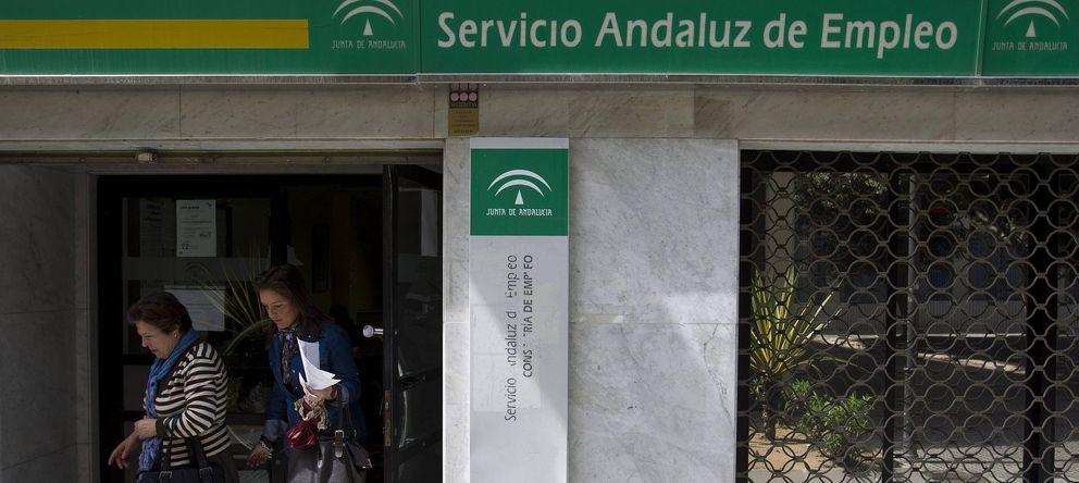 Foto: Oficina de empleo de la Junta de Andalucía (EFE)