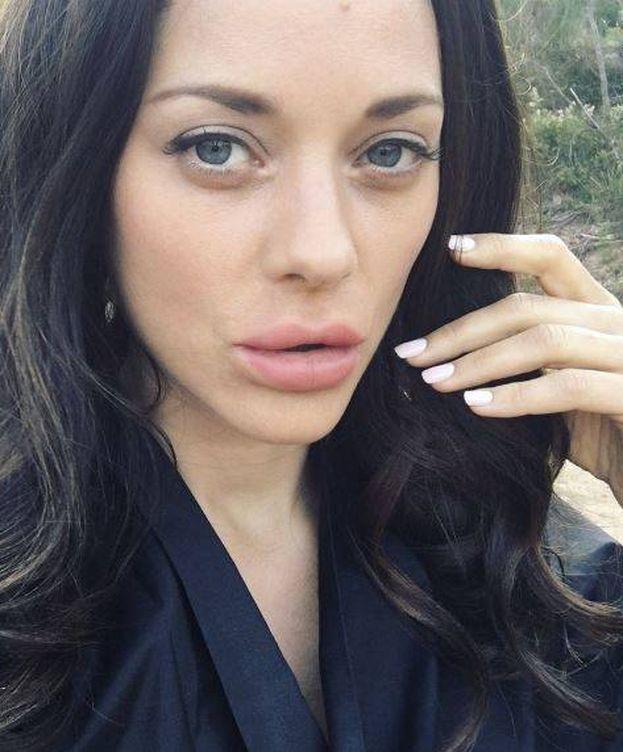Foto: La actriz en una imagen de Instagram