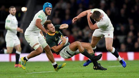 Inglaterra - Sudáfrica: horario y dónde ver la final del Mundial de Rugby de Japón