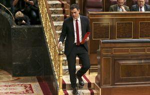 """Sánchez: No está en condiciones de abordar la regeneración"""""""