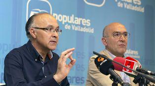 Pulso entre polluelos y charranes en el PP de Valladolid