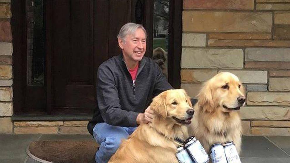 Unos perros hacen la entrega a domicilio de cervezas (y han salvado el negocio)