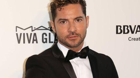 David Bisbal pone el toque español a las fiestas tras la gala de los Premios Oscar