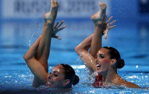 Carbonell y Crespí vuelven a saborear el bronce en el dúo libre