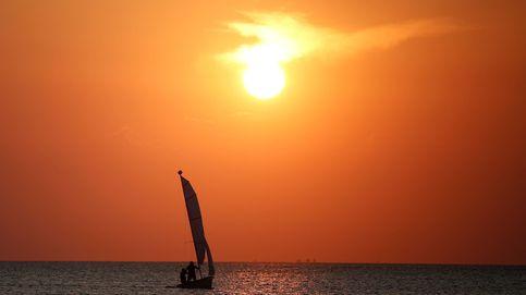 En velero por el mar Egeo