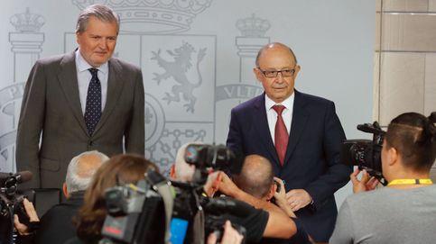 Montoro extiende sus poderes sobre la Generalitat a proveedores y bancos