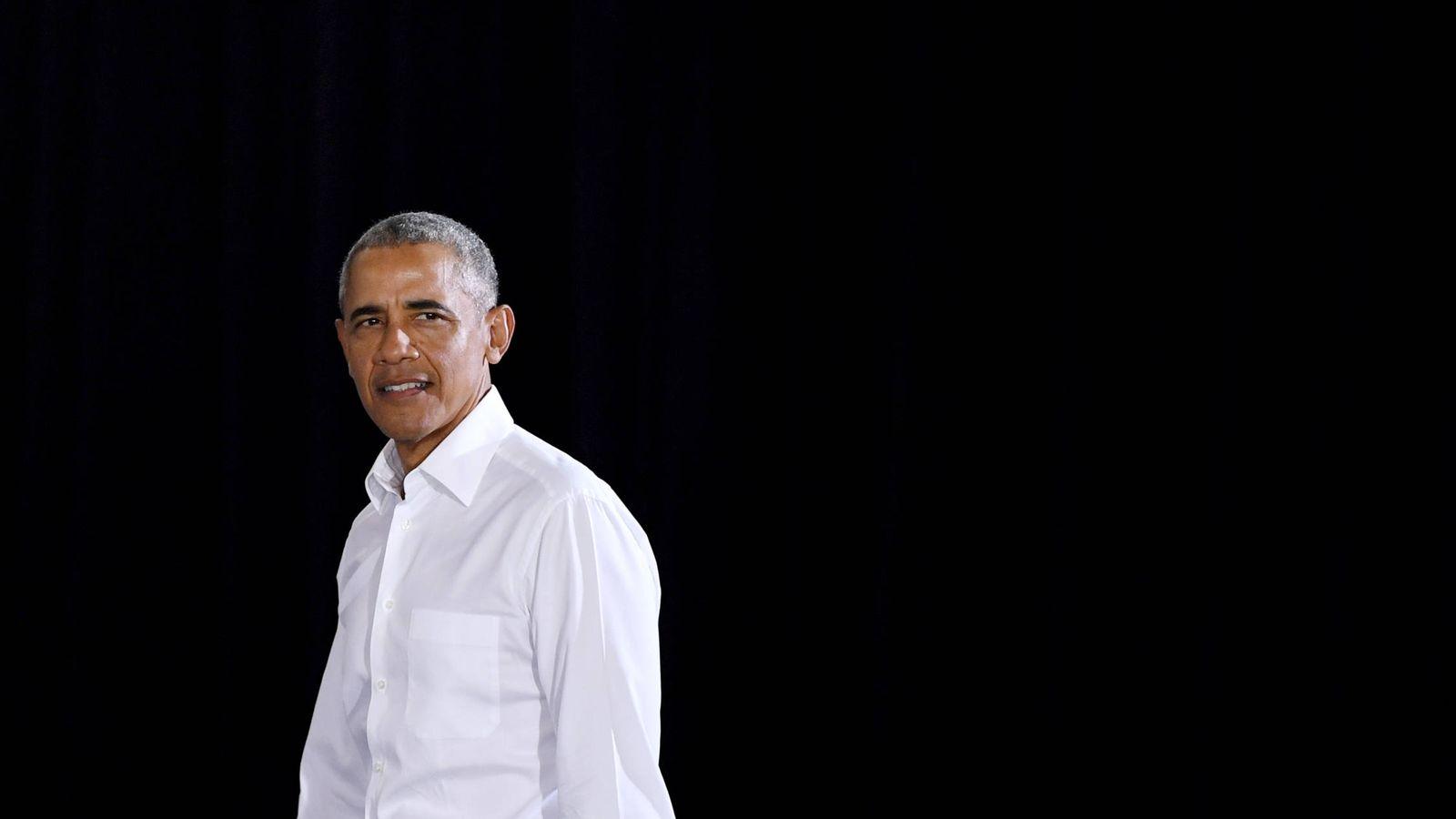 Foto:  Barack Obama, en una imagen de archivo. (Getty)