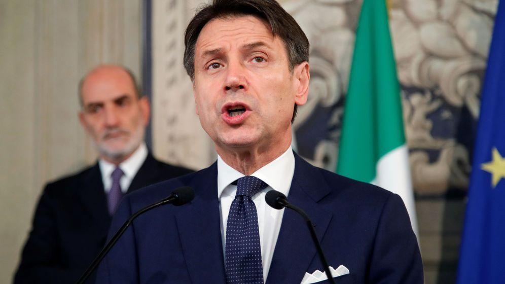 Foto: Giuseppe Conte. (Reuters)