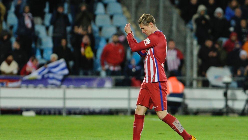 Torres: Soy consciente de que mi rendimiento tiene que ser mejor