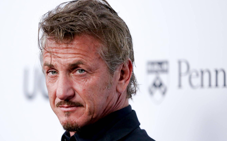 Detenida una fan que acosaba a Sean Penn
