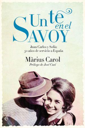 'Un té en el Savoy', la 'réplica' al libro de Pilar Eyre