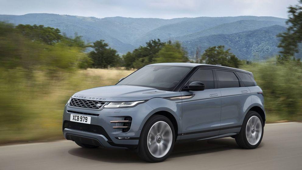 Range Rover Evoque, el todocamino 'premium' más pijo y tecnológico
