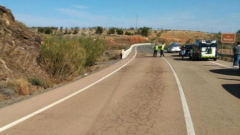Tres fallecidos en un accidente en Almería