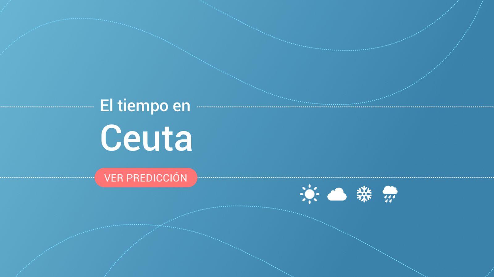 Foto: El tiempo en Ceuta. (EC)