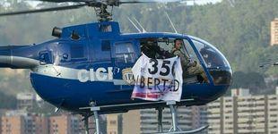 Post de ¿Qué pasa en Venezuela? Un helicóptero ataca el Ministerio del Interior y el Supremo