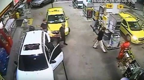 El vídeo que revela la verdadera historia del supuesto atraco a Ryan Lochte