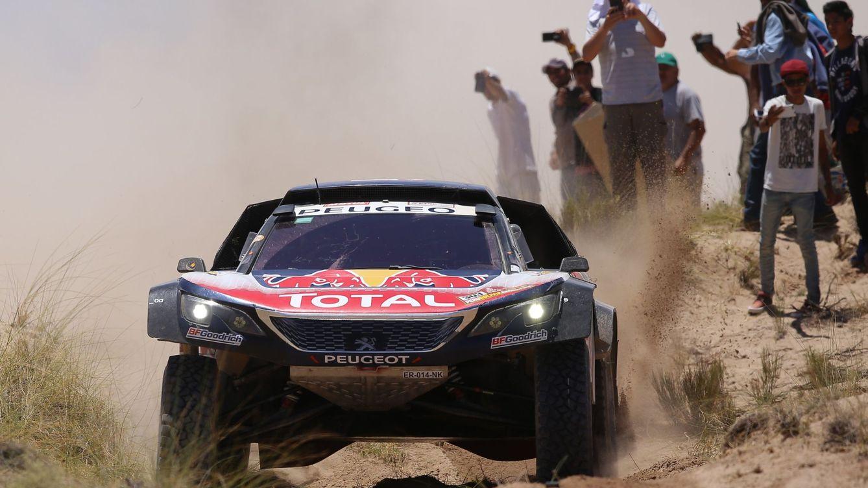 El Dakar vence a un Barreda reventado y Carlos Sainz da un paso más hacia el triunfo