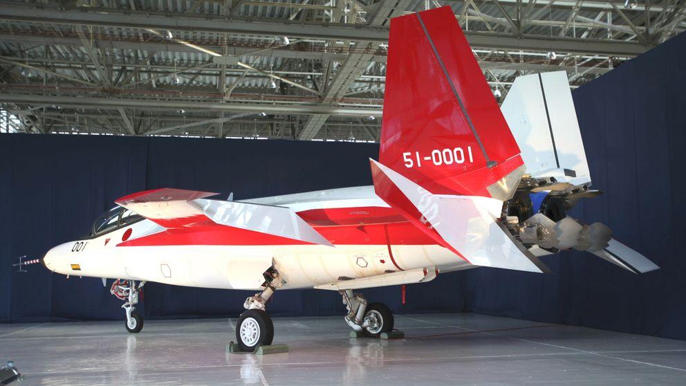 Invisibilidad oriental: Japón prueba el X-2, su primer caza de combate furtivo