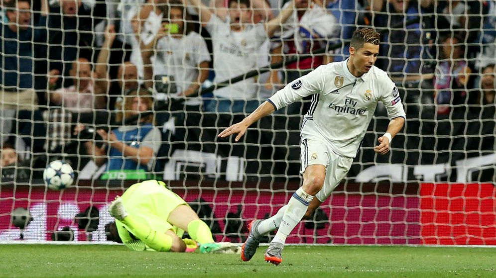 Foto: Real Madrid - Atlético: así se vivió en imágenes la victoria blanca en la Champions