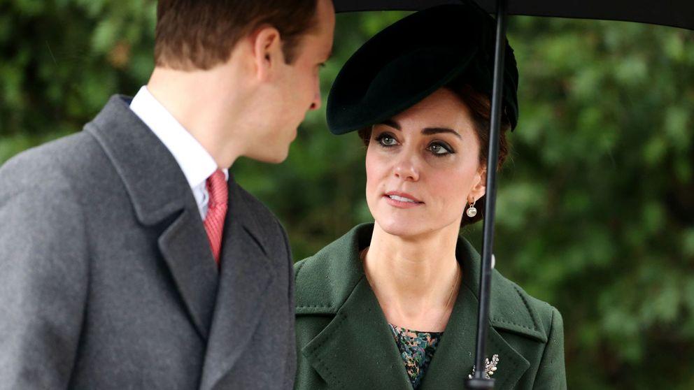 Kate Middleton, protagonista de la Misa de Navidad de la Familia Real Británica