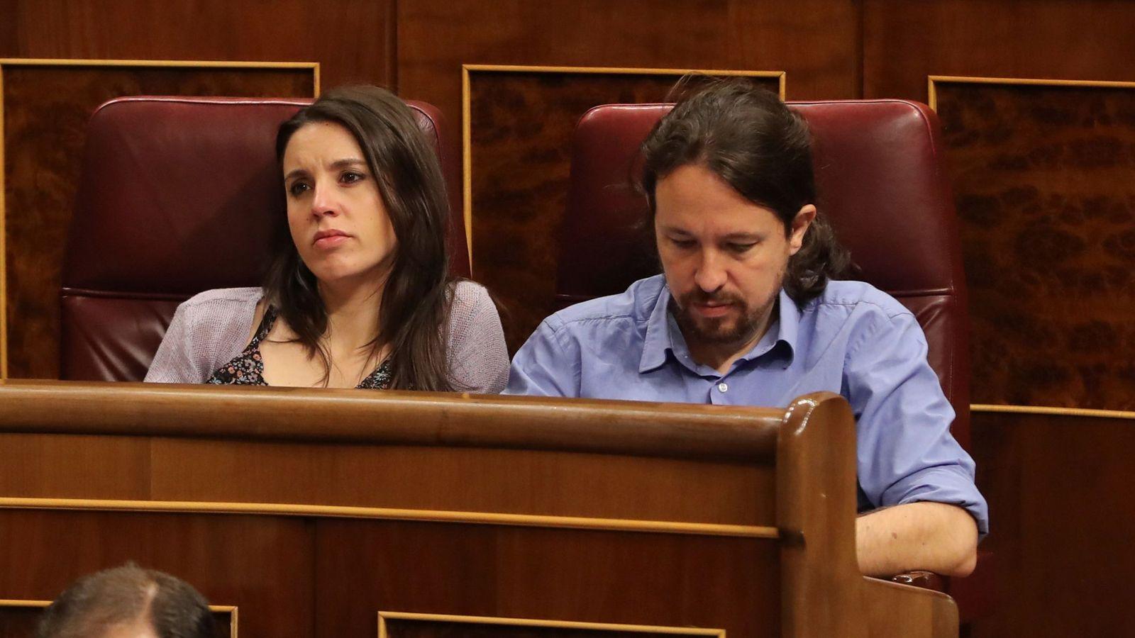 Foto: Irene y Pablo. (EFE)