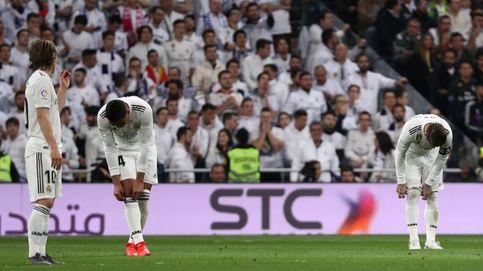 Los siete pecados capitales del Madrid: así se pierden dos títulos en tres días