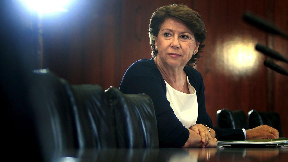 'Maleni' se atrinchera en el BEI y  Guindos no tiene prisa por sacarla