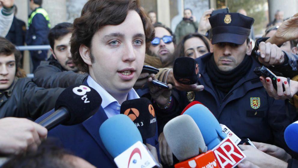 El 'pequeño Nicolás' acusa de chantaje a un instructor vinculado a su causa