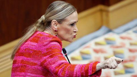 El PP embarra el debate político para dar un día de oxígeno a Cristina Cifuentes