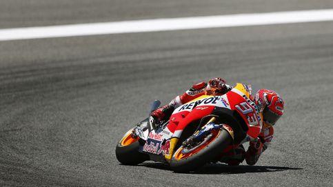 La patata caliente de Márquez a Honda: o se mejora la moto,o seguirá 'cayéndose'