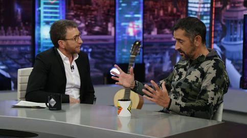 El cirujano Pedro Cavadas , crítico con el ser humano en 'El Hormiguero'